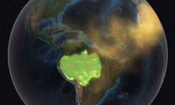 Nasa Amazônia Saara