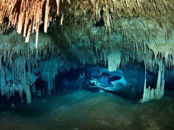 A maior caverna subaquatica do mundo
