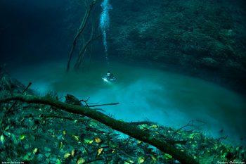 Rio Submarino no Mexico