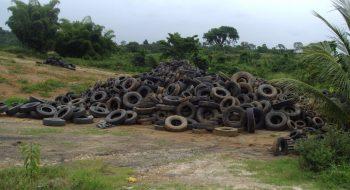Pneus - lixo toxico