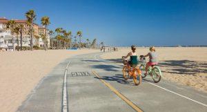 Bike na Praia