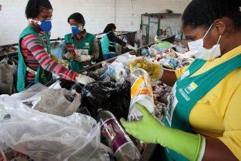 Reciclando - uma ação social