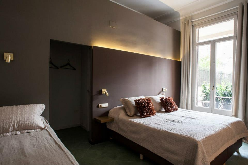 Suite im Mihlton Barcelona - igumbi #online #hotelsoftware  #kunde