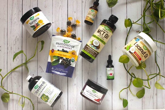 iHerb web store - most popular place for natural product buying