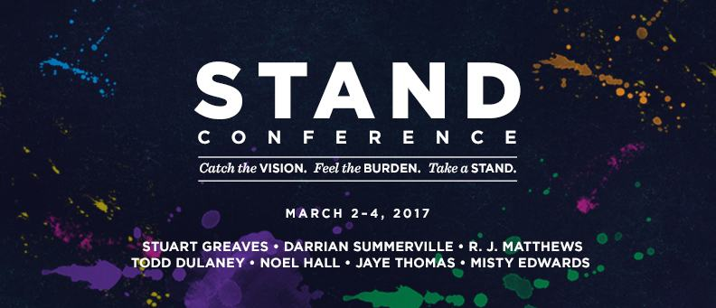 Stand Conference - March 2–4 - Register today