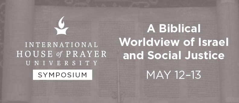 A Biblical Worldview of Israel and Social Justice | May 12–13