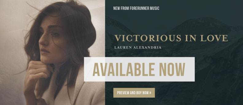 Victorious in Love - Lauren Alexandria - Available Now