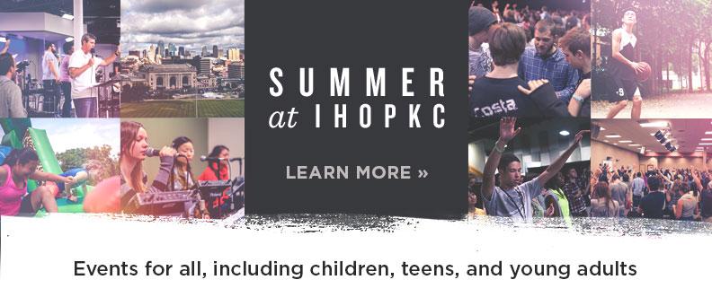 Summer at IHOPKC