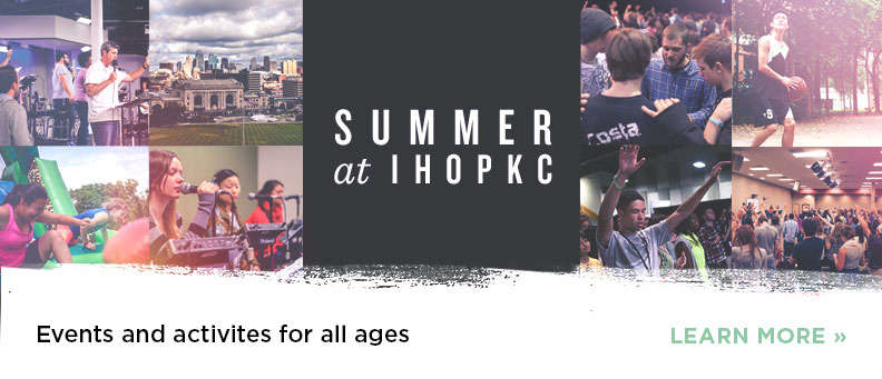Summer at IHOPKC