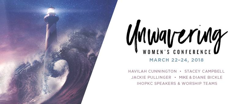 Unwavering Women's Conference - March 22-24 - Jackie Pullinger and others