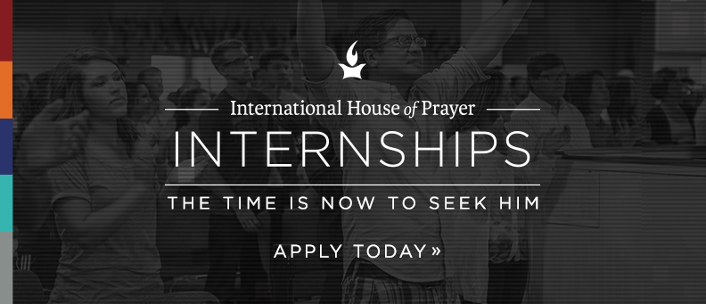 The Call to be a Full-Time Intercessory Missionary