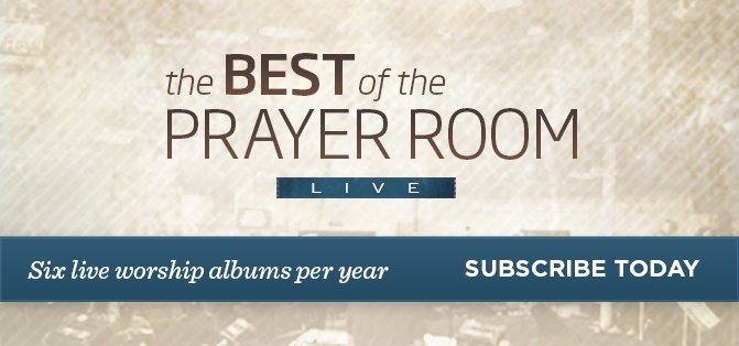 Best of Prayer Room LIVE