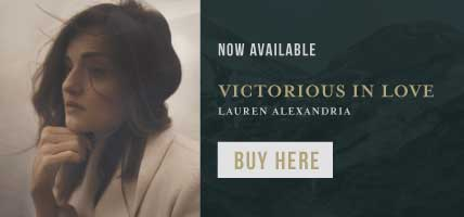 Victorious In Love by Lauren Alexandria - Buy Now