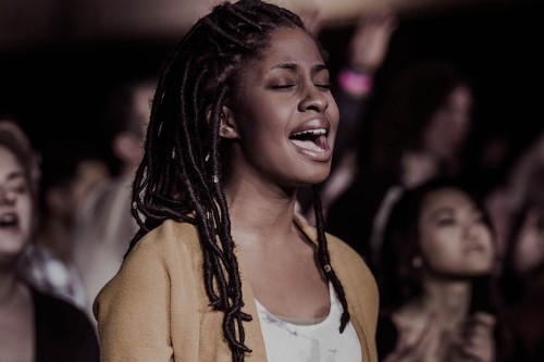Singing a Song of Hope with Anna Blanc - IHOPKC Blog
