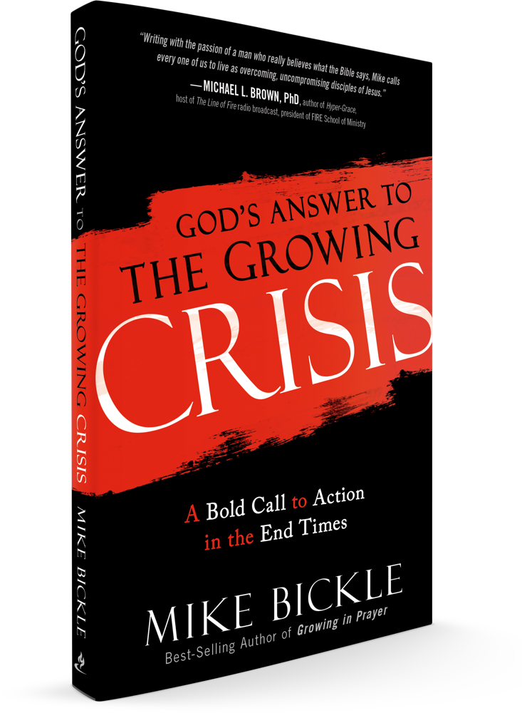 God's Answer to the Growing Crisis - Resources