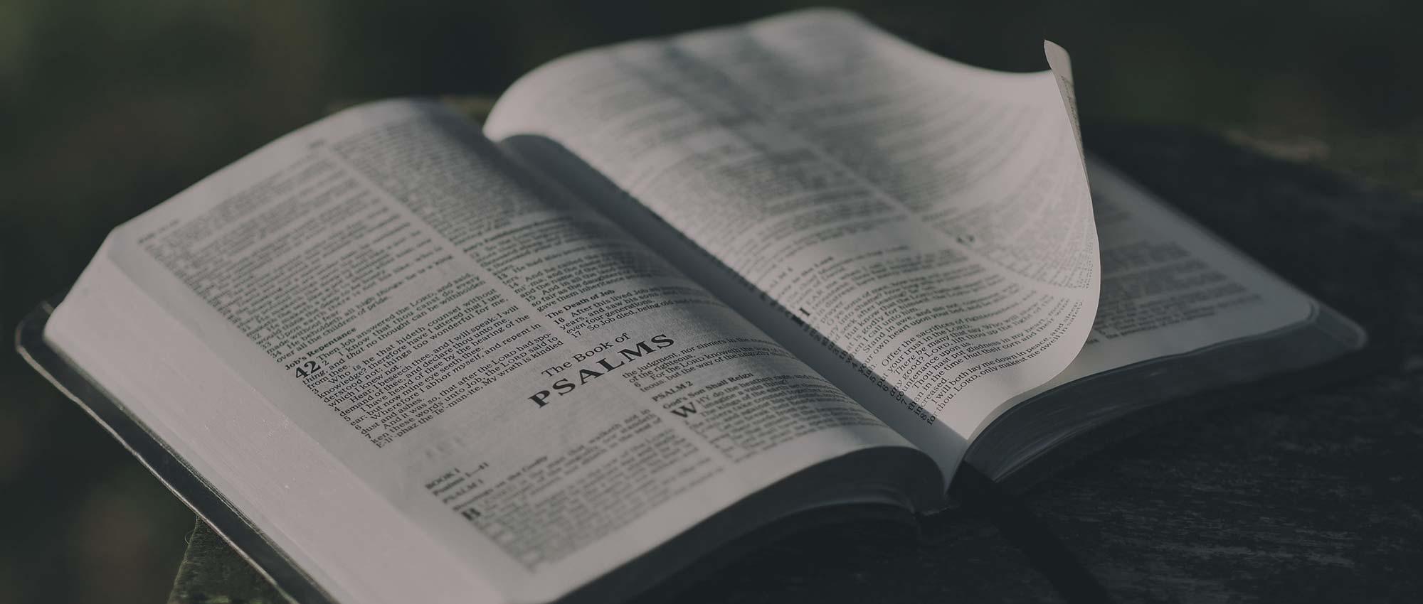 Praying The Bible A Framework For Unity Ihopkc Blog