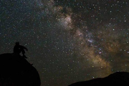 Encountering Jesus in the Night
