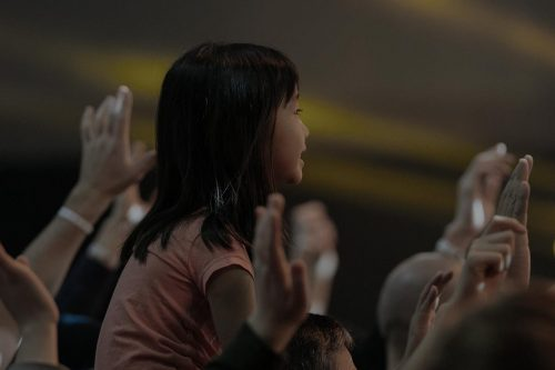 he Power of Worship to Touch Families