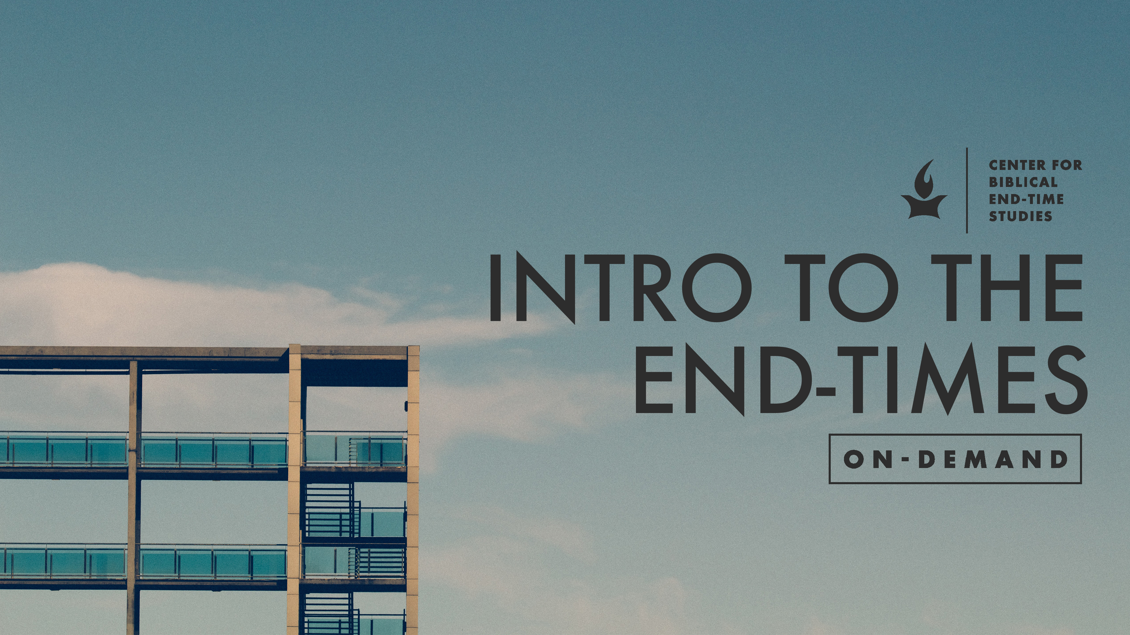 Intro To The End-Times
