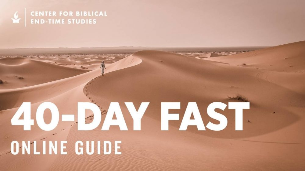 40-Day Fast Guidebook