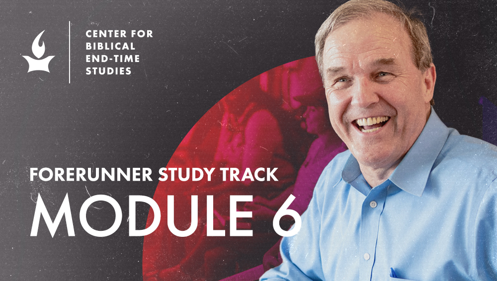 [The Forerunner Study Track Module 6] Numbers, Leviticus, Deuteronomy, And Psalms
