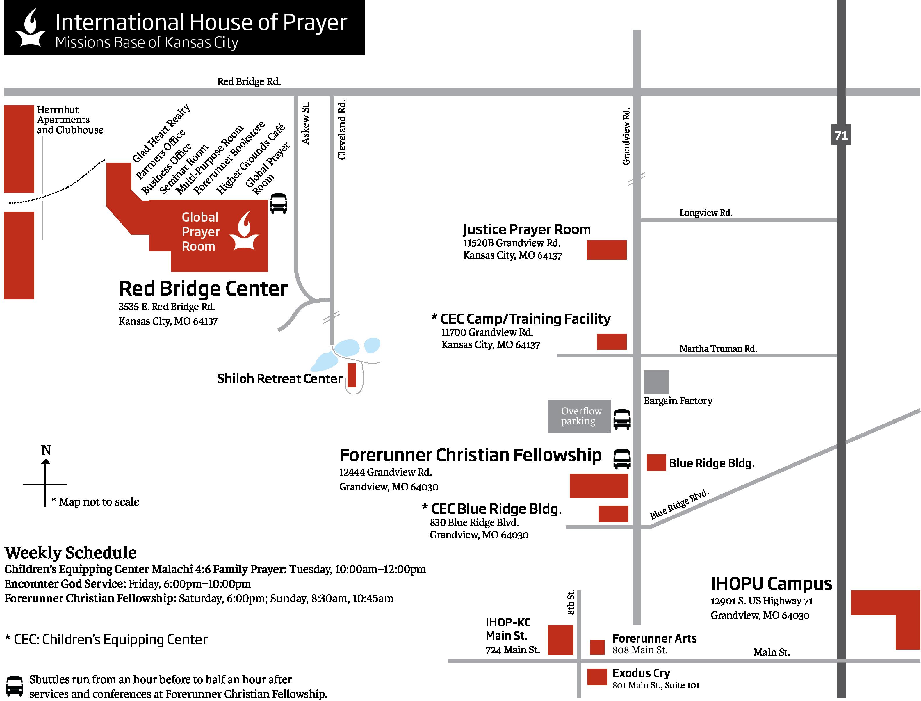 Ihop Kansas City Prayer Room Live | The Best Living Room Design
