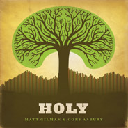 Cory Asbury's Album Cover of Holy