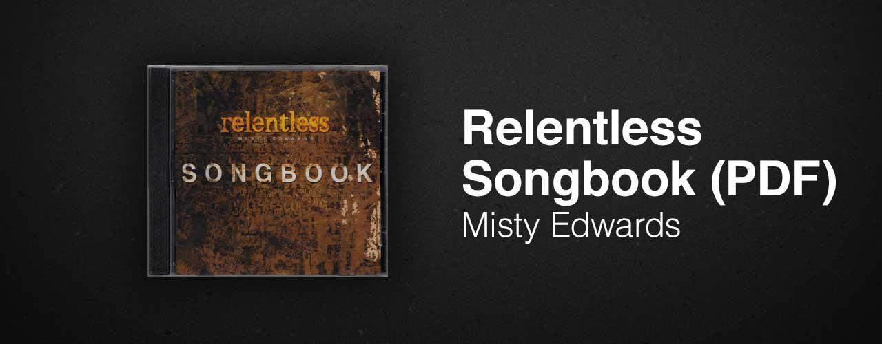 Relentless Digital Songbook Forerunner Music