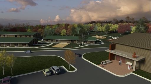 CEC building rendering