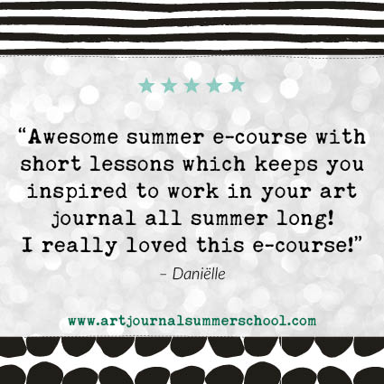 Awesome ecourse with short lessons which keeps you inspired all summer. I really loved this ecourse