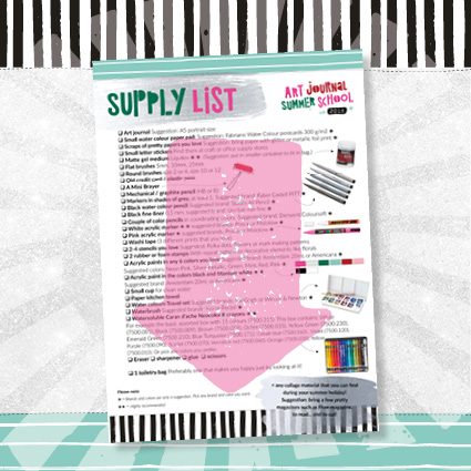 AJSS Supply List