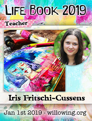 I am a guest teacher on Life Book and will be creating several lessons for you