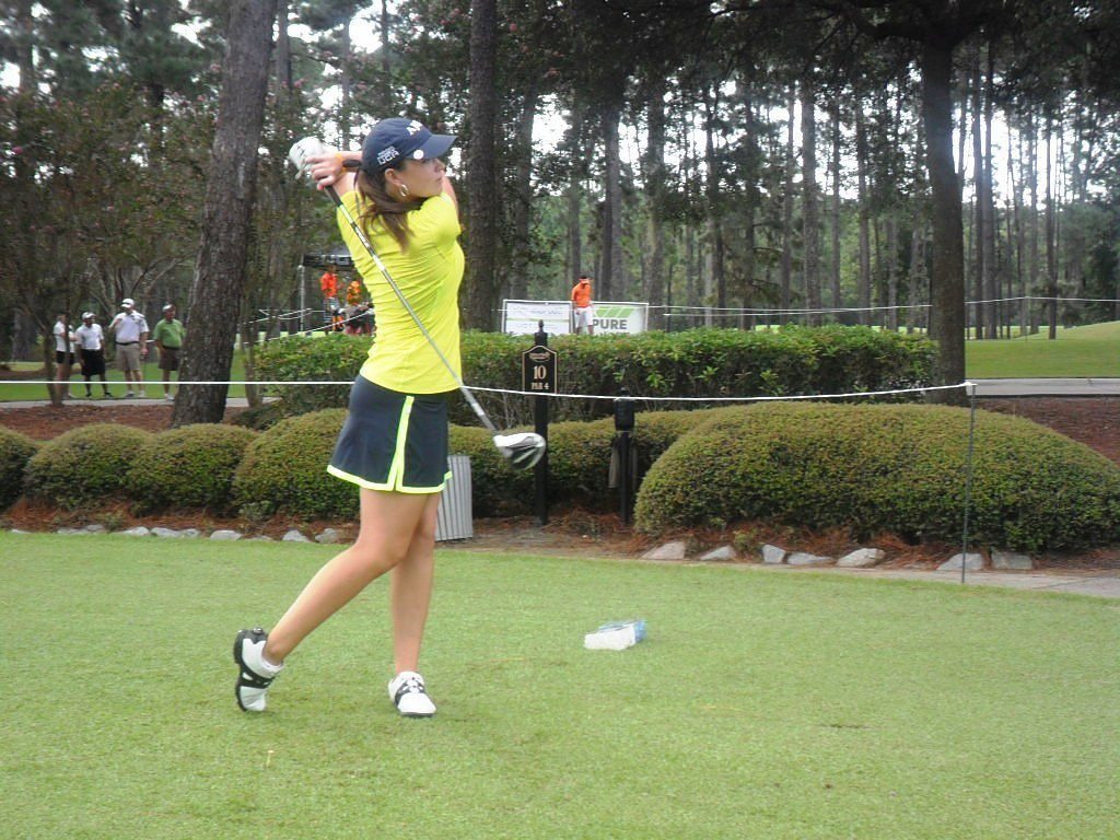 IJGA student, Kelly Whaley, finished second at Faldo Series Grand Final