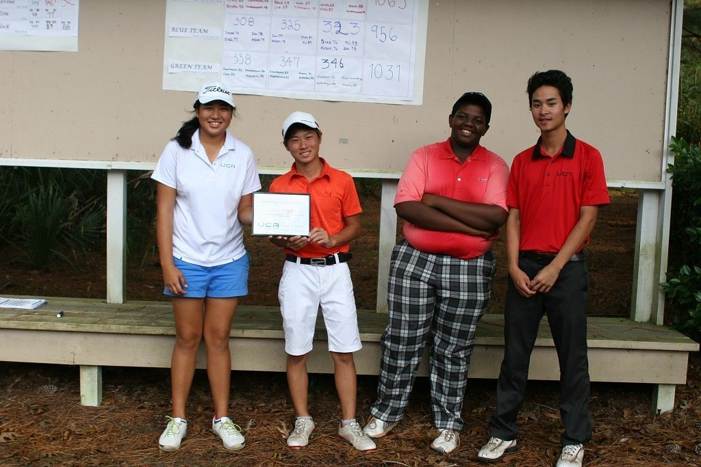 Diaz and the Blue Team Win IJGA Intergroup Tournament