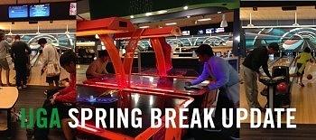 IJGA Spring Break recap