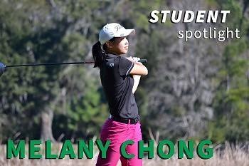 Student Spotlight: Melany Chong
