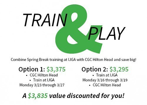 Florida CoachTrain-and-Play-CGC-spring-break