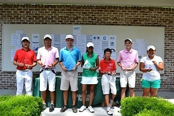 IJGA students defeat competition to nab medalist honors at IJGT College Prep at Palmetto Hall