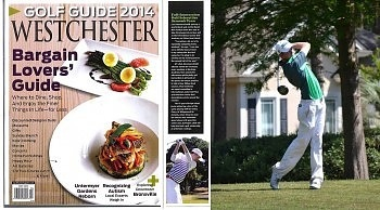 Hammerschmidt featured in Westchester Magazine's Golf Guide