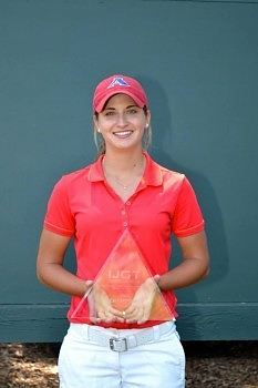 Ashmore scores first IJGT victory, IJGA students strong at SC Callaway Junior World Qualifier