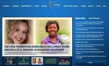 Sanders named recipient of 2014 Phyllis G. Meekins Scholarship