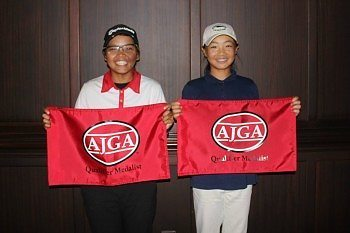 Guo and Puangcharoen earn medalist honors at AJGA qualifier