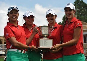 Valdes claims Girls' Junior Americas Cup title in record fashion