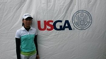 Zhang advances to match play at U.S. Women's Amateur