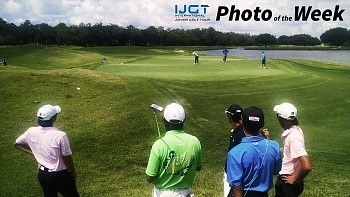 IJGA juniors #competeWITH at the IJGT Junior