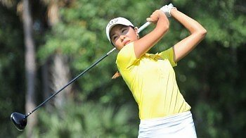 Ayaka Nakayama uses career-best round to boost UCF to fifth
