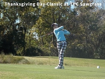 IJGA Students Impressive at Thanksgiving Day Classic at TPC Sawgrass