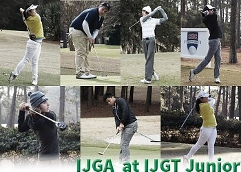 Two IJGA students force playoffs at IJGT Junior