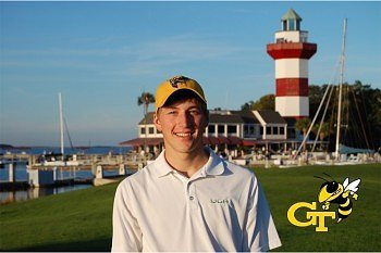 IJGA alum Richy Werenski competing on Golf Channel's Big Break