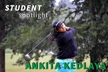 Student Spotlight: Ankita Kedlaya